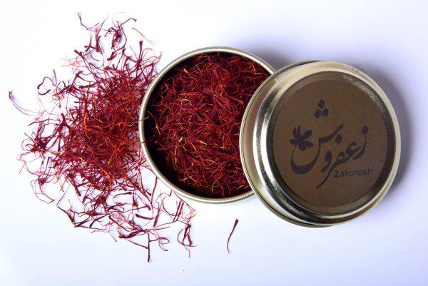 خرید زعفران خوب ایرانی